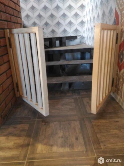 Барьеры для детей на лестницу и дверной проем.