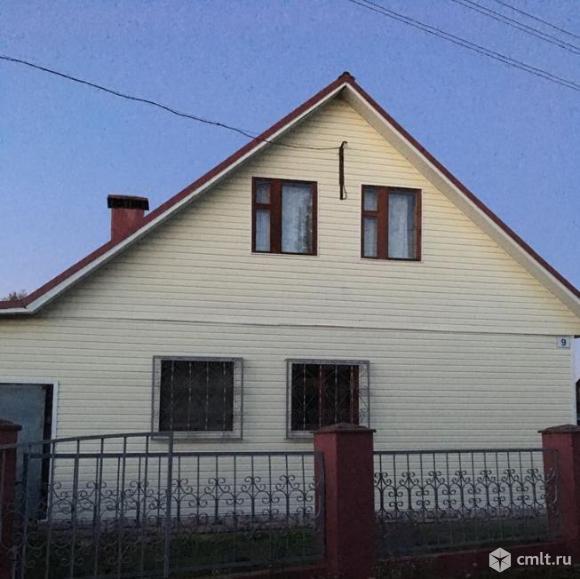 Продается: дом 160 м2 на участке 8 сот.. Фото 1.