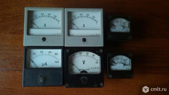 Измерительные головки. Фото 1.
