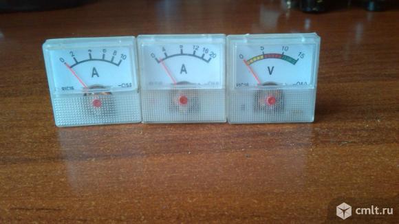 Измерительные головки. Фото 3.