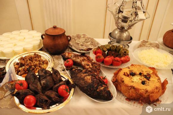 Дивес столовая для любого праздника, торжества, корпоратива. Вкусные блюда от опытных поваров.. Фото 1.