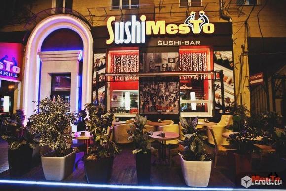 Sushi MesTo, японский ресторан. Фото 2.