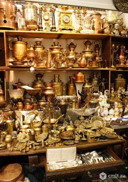 Антикварные вещи и предметы коллекционирования.. Фото 1.
