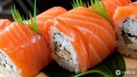 Sushi Time, доставка суши и роллов. Фото 1.
