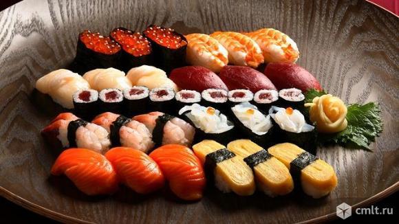 Sushi Time, доставка суши и роллов. Фото 2.