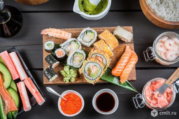 Sushivrn, доставка суши и роллов. Фото 1.