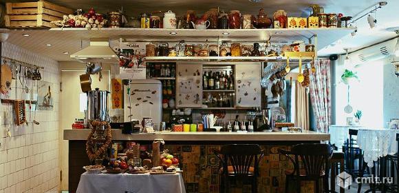 The CoVok, кафе. Фото 2.