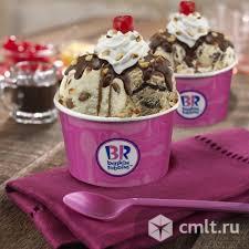 Баскин Роббинс, кафе-мороженое. Фото 2.