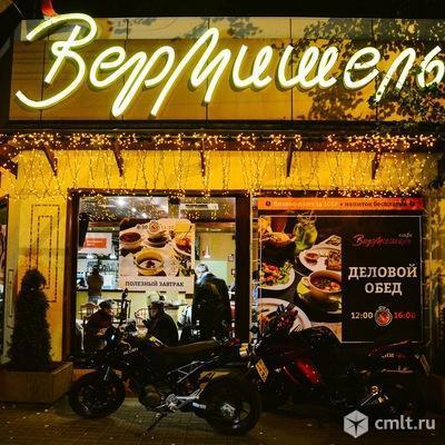 Вермишель, сеть кафе. Фото 1.
