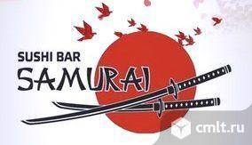 Самурай, продажа суши и роллов. Фото 1.