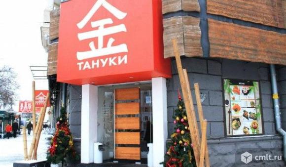 Тануки, ресторан. Фото 1.
