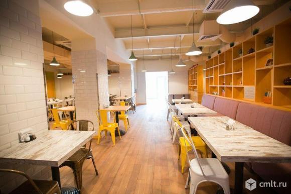 Тесто & Мясо, кафе самообслуживания. Фото 2.