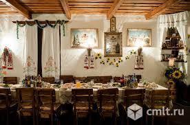 Украинская кухня, кафе. Фото 2.