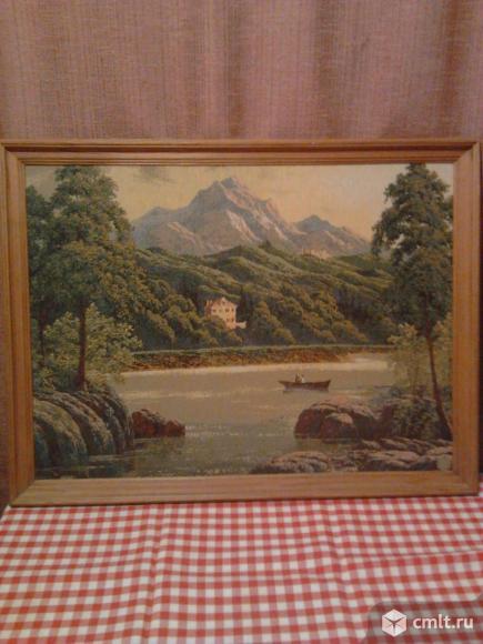 Картина, гобелен, 60х45 см, 600 р