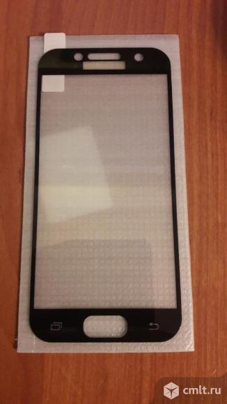 Защитное стекло 3D SAMSUNG Galaxy A3 (2017)