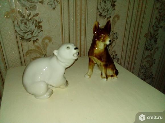 Статуэтки - фигурки животных