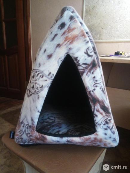 Лежак для кошки.. Фото 1.