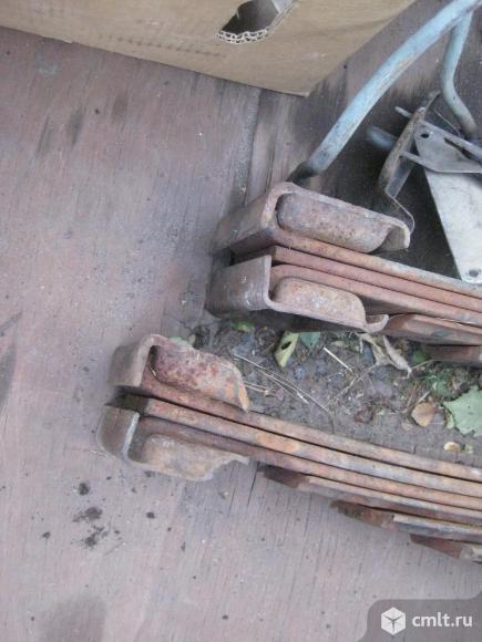 Ресоры на краз. Фото 1.