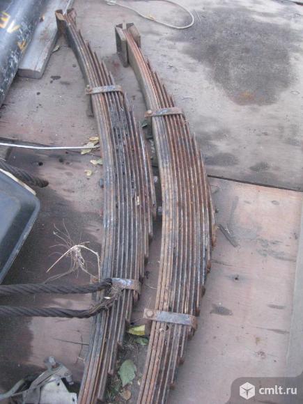 Ресоры на краз. Фото 2.