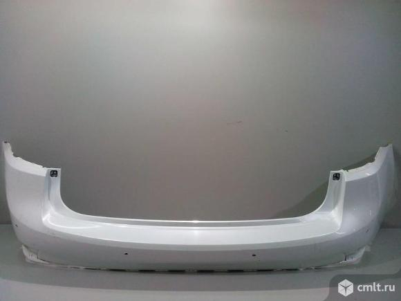 Бампер задний под парктроник LEXUS IS 250 13- б/у 5215953943 5215953220 3*. Фото 1.