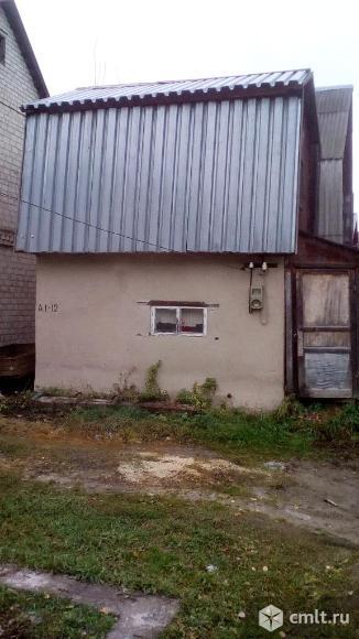 Дом 27 кв.м. Фото 1.