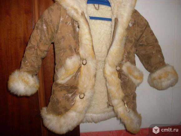 Куртка и шубка зима
