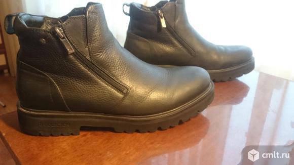 Зимние ботинки chester. Фото 1.