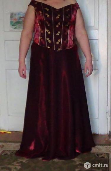 Платье праздничное. Фото 6.