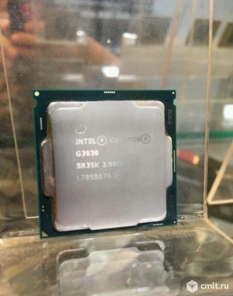 1151 Процессор Intel Celeron G3930. Фото 1.