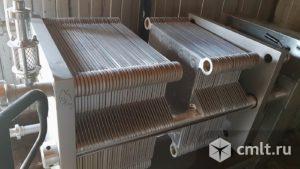 Фильтр-пресса Padovan (Италия), 60 нержавеющих пластин 60х60