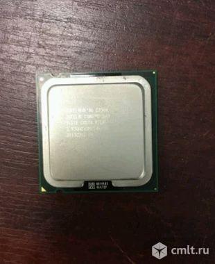 775 Процессор Intel Core 2 Duo E7500