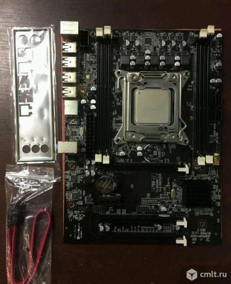 Связка 2011 Xeon E5-2670 + Мат.плата Envida