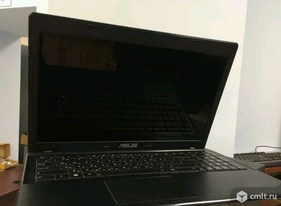 Ноутбук Asus X55U для работы и интернета