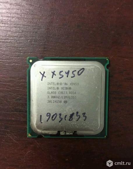 775 Процессор Intel Xeon X5450 3GHz 4 ядра