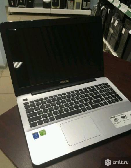 Asus X555LD - Core i3-4030U + 820M 2G + 8GB озу