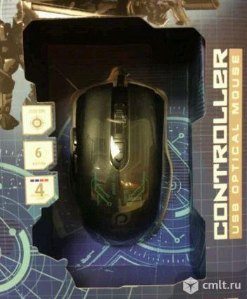 Игровая мышь Game Design 2000dpi - Новая