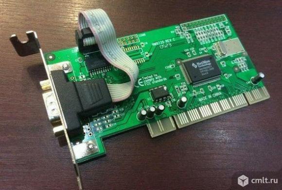 COM Контроллер в PCI
