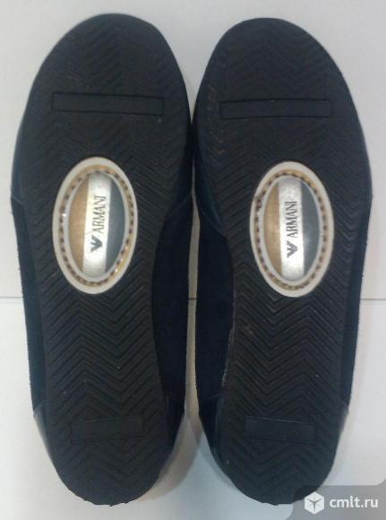 Кроссовки Armani 36 р. 23 см.. Фото 4.