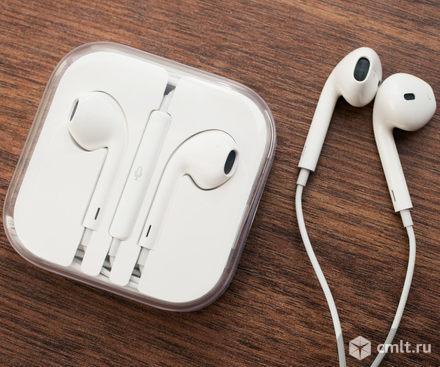Качественные проводные наушники Apple AirPods новые