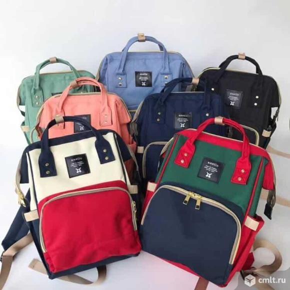 Рюкзак для Мамы и малыша новые. Фото 1.