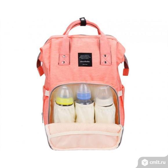Рюкзак для Мамы и малыша новые. Фото 4.