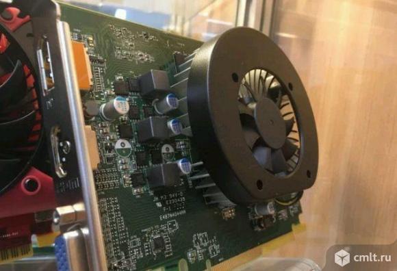 RX550 2GB. Фото 1.