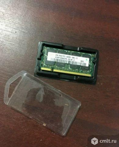 SO-dimm DDR2 память 2GB 800мгц для ноутбука. Фото 1.