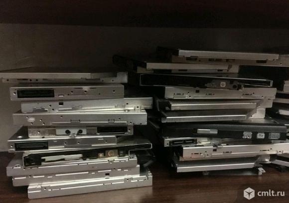 DVD-приводы для ноутбуков, разные
