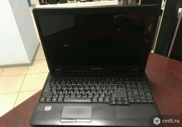 "Ноутбук 15,6"" eMachines E728 - Intel P7350 DDR3 3G"