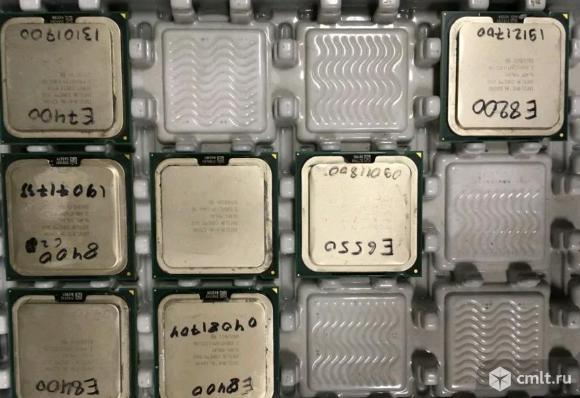 775 Процессоры Core 2 Duo, Xeon, Quad. Фото 1.