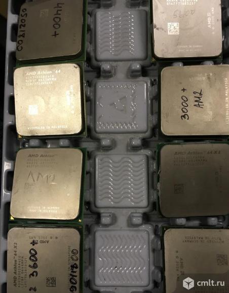 AM2 Процессоры Athlon