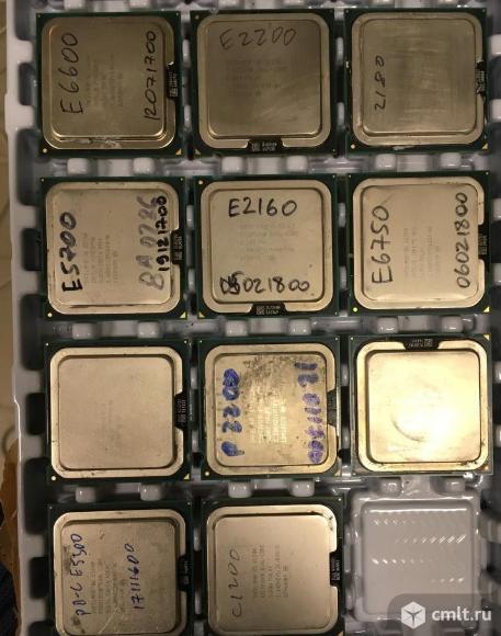 775 процессоры Dual Core