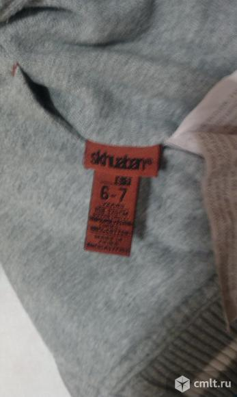 Двухсторонняя куртка Skhuaban (Zara) 6-7 лет. Фото 5.