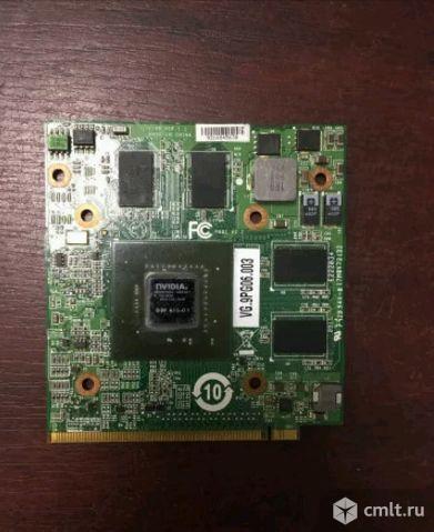 Видеокарта для ноутбука MXM II модуль 9600M 512M